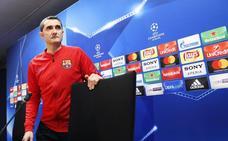 Ernesto Valverde: «Dudo que la eliminatoria se decida en la ida»