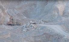 Denuncian que la actividad en la cantera de Pinos de Alhaurín de la Torre continúa pese a la prohibición del TSJA