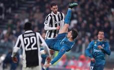 Cristiano liquida a la Juve con un doblete de leyenda