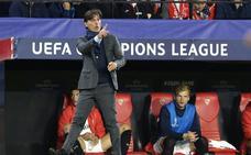 Montella considera que el Sevilla «no tuvo suerte» ante el Bayern