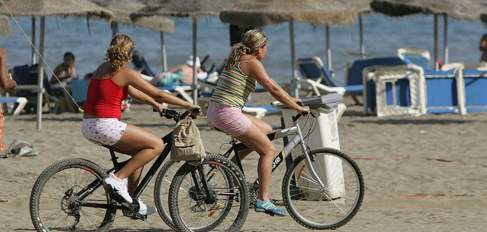 Andalucía registra la primera caída de turistas extranjeros tras 33 meses de subida