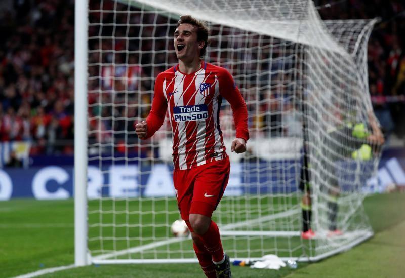 Lo mejor del Atlético-Sporting