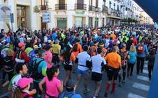 La carrera Homenaje a los 101 kilómetros de la Legión de Ronda gana 800 inscritos