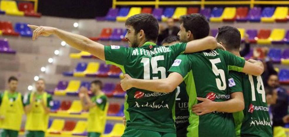 El UMA Antequera se juega medio 'play-off' hoy ante el Noia