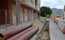 La depuradora de Nerja coge ritmo con la estación de bombeo de Burriana