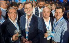 El PP reconoce a la Diputación de Málaga y a Antequera con el Premio a las Mejores Prácticas Municipales
