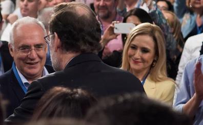 Rajoy deriva a la Justicia la resolución del caso Cifuentes: «Ya no me corresponde a mí»