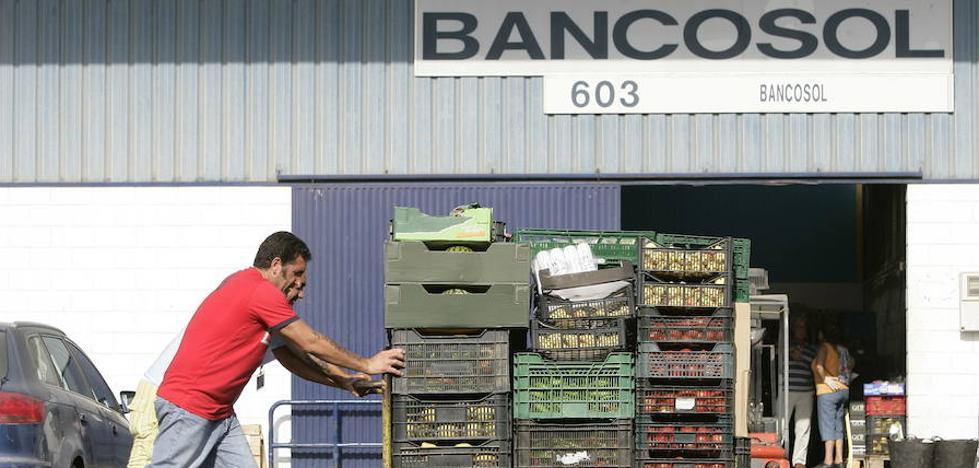Bancosol alerta de que solo tiene recursos para realizar su labor hasta septiembre