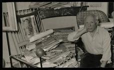 Del cantante de 'Ne me quitte pas' al pintor del 'Guernica'