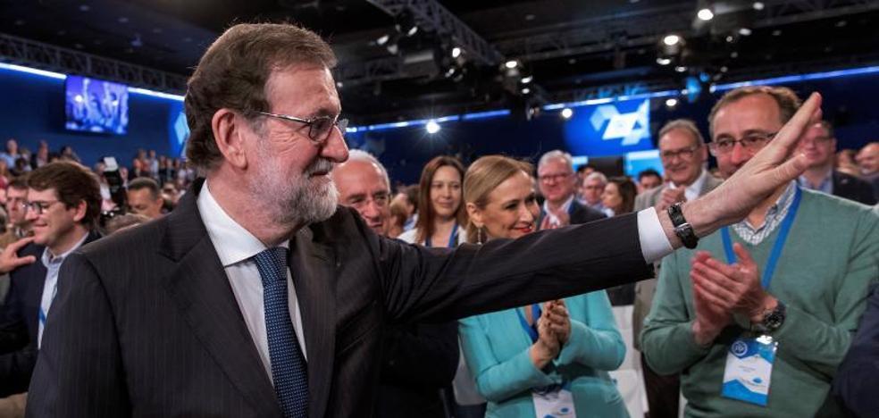 Rajoy carga contra los «inexpertos lenguaraces» de Ciudadanos y esquiva el caso Cifuentes