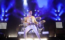 Queen en concierto por Cudeca