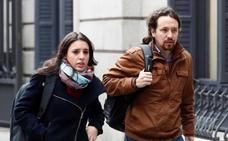 Los apellidos de los mellizos de Pablo Iglesias e Irene Montero, a sorteo
