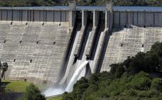 La previsión de nuevas lluvias obliga a abrir la presa de La Concepción por tercera vez este año