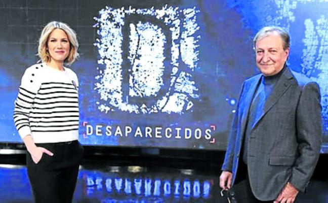 TVE no renueva 'Desaparecidos'