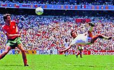 El gol de Negrete, elegido el mejor de los Mundiales