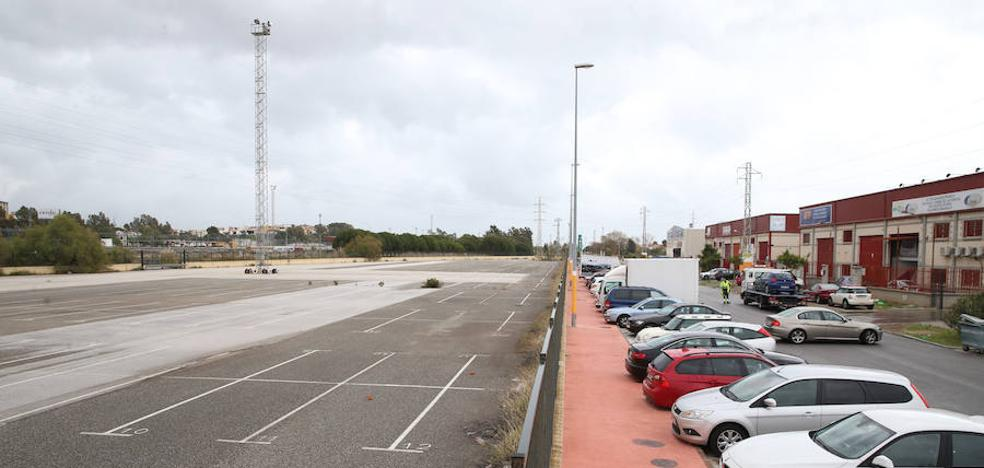 Amazon ultima implantar su primer centro logístico de Málaga en Los Prados
