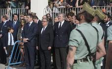 El rifirrafe del ministro Méndez de Vigo y ERC a cuenta de 'El novio de la muerte' y la Legión en Málaga