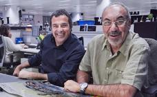 Gallego y Rey, premio Certamen Nacional 'Elgar' de Viñetas Periodísticas