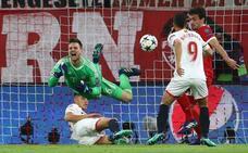 El Sevilla olvida la épica en Múnich