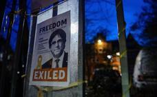Fiscales españoles y alemanes se reunirán en La Haya para tratar la entrega de Puigdemont