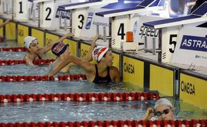 Duane da Rocha, convocada por España para el Europeo de natación