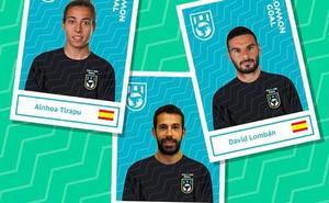 David Lombán, Cristian Portilla y Ainhoa Tirapu se suman a Common Goal