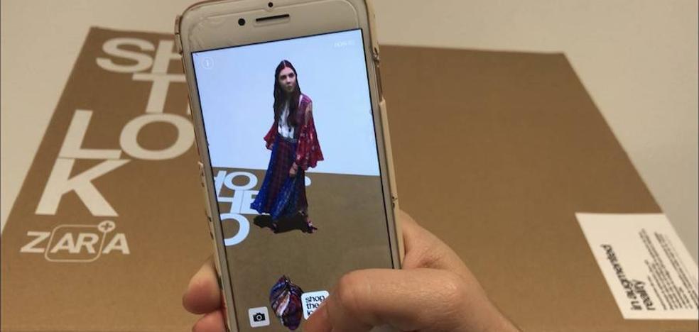 Probamos el nuevo experimento con el que Zara quiere revolucionar la industria de la moda: así funciona