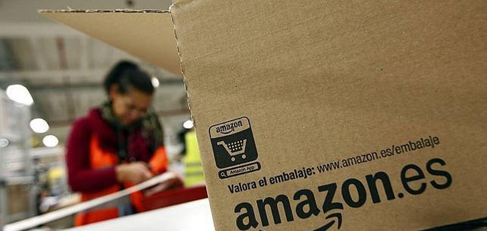 Amazon prevé abrir su centro logístico de Málaga en Los Prados este verano