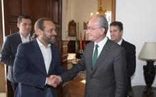 PP y Ciudadanos se alían para aprobar un presupuesto para Málaga pensado para 2018 y 2019