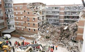 Condenan a Gas Natural a pagar 7 millones por la explosión de gas que dejó 9 muertos en Palencia