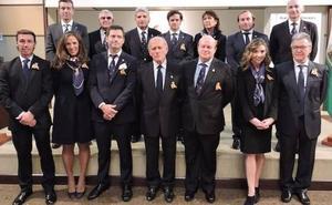 La nueva directiva del Real Club Mediterráneo toma posesión