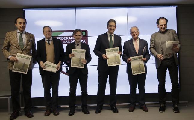 Presentado en Sevilla 'Caza y Naturaleza', nuevo suplemento mensual de SUR