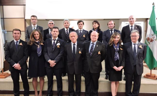 Toma posesión la nueva junta directiva del Club Mediterráneo