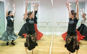 La Noche en Blanco organiza una clase magistral de flamenco gratuita con Victoria Artillo