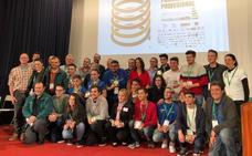 Estudiantes malagueños se hacen con cinco oros en la competición andaluza de FP