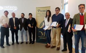 Málaga distingue a los mejores aceites de oliva de la campaña 2017-2018