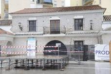 Técnicos descubren «graves deficiencias» en la estructura del antiguo Ayuntamiento de Torremolinos