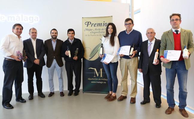 La Diputación distingue a los mejores aceites de oliva de la campaña 2017-2018