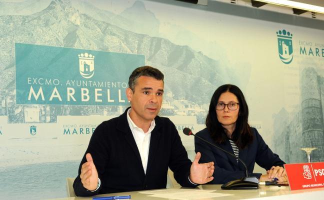 El PSOE de Marbella pide que se publique un mapa de las viviendas ilegales que de seguridad jurídica