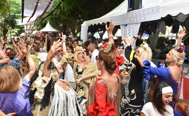 El centro y La Cañada vuelven a elegirse este año como escenarios para la feria de Marbella