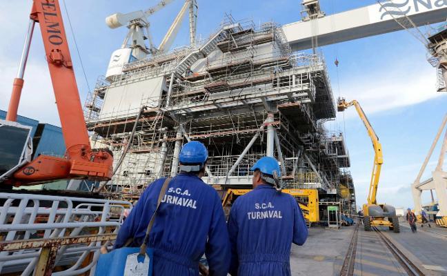 Respaldo unánime en Cádiz al contrato saudí para las corbetas