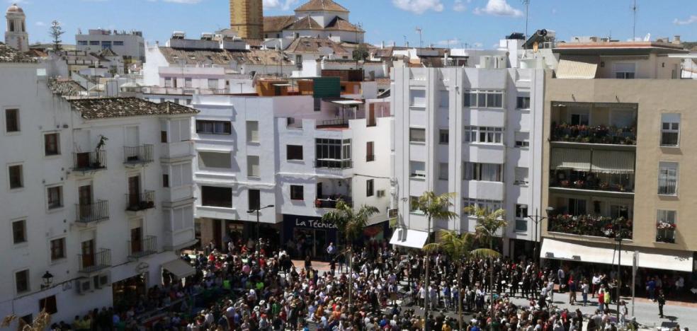 Objetivo 100 calles: cumplido en Estepona