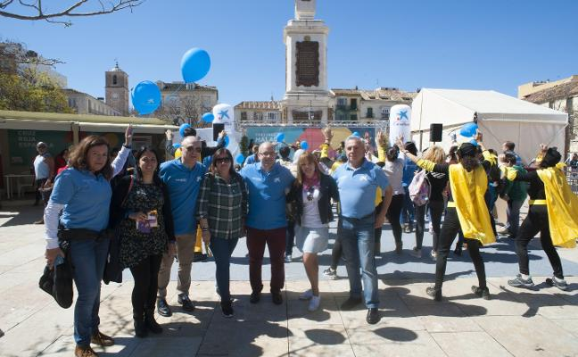 La solidaridad se cuela en el Festival