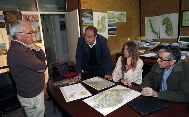 El plan de Santa Rosalía prevé aumentar la oferta de suelo industrial de Málaga