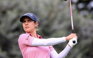 Azahara Muñoz termina segunda en el Lotte Championships de golf de Hawaii