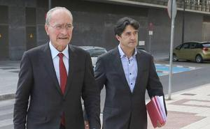 Manolo Jiménez, el verdadero hombre fuerte del alcalde de Málaga