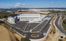 Finalizan el proyecto para un acceso peatonal al hospital de Ronda