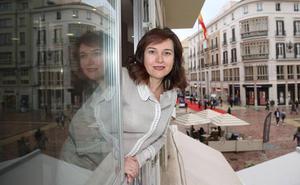 María del Mar Martín Rojo: «Málaga no ha tocado techo, no temo que pueda morir de éxito»