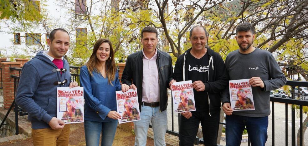 TORROX CALIENTA MOTORES PARA SU FIESTA DE LA PRIMAVERA