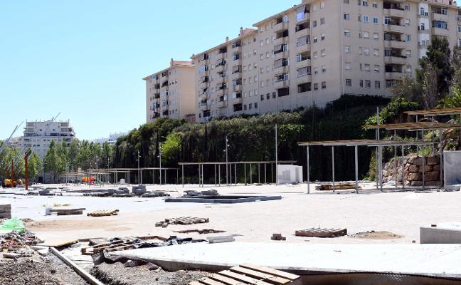 Adjudicada la tercera fase del bulevar de Las Albarizas que ampliará el parque hacia el norte